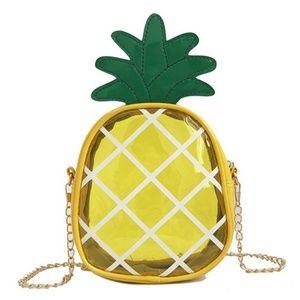 Handbags - Pineapple Mini Crossbody Bag